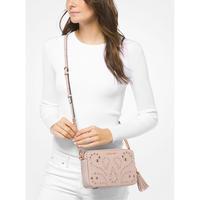 Ginny Stud Embellished Crossbody Bag