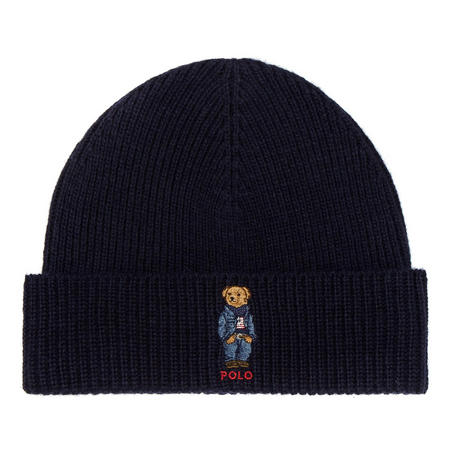 Teddy Bear Beanie Hat