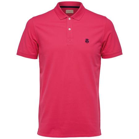 Classic Short Sleeve Polo Shirt