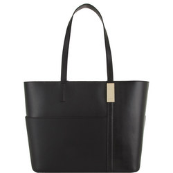 Sam Leather East-West Tote