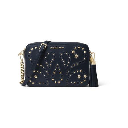 Ginny Embellished Camera Bag