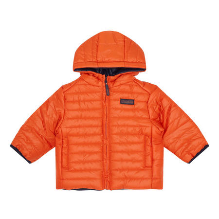 0bfd653d4 Losan Baby Reversible Quilted Puffer Jacket