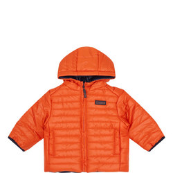 Baby Reversible Quilted Puffer Jacket