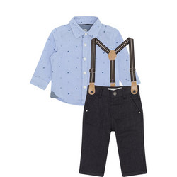 Shirt & Trouser Set