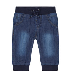 Baby Elasticated Jeans
