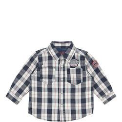 Babies Check Shirt