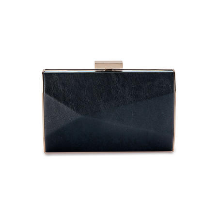 Jovie Angular Pod Clutch
