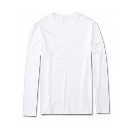 Basel Long Sleeve Sleep T-Shirt