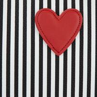 Davina Striped Tote Bag