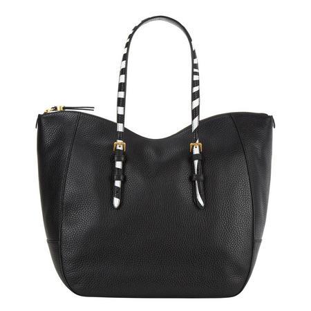 Julia Reversible Handles Shoulder Bag Large