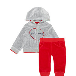 Tracksuit Two-Piece Set