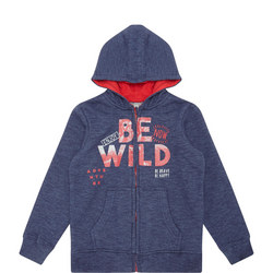 Wild Zip-Up Hoody