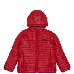 Boys Reversible Puffer Coat
