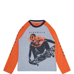 Skating Long Sleeve T-Shirt