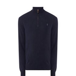 Lorelle Half-Zip Sweater