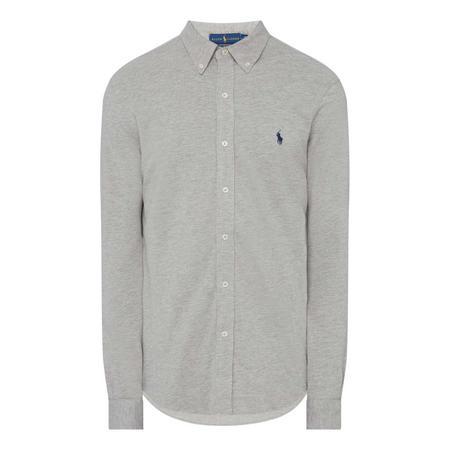 Feather Piqué Shirt