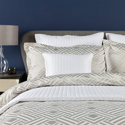Deco Diamond Duvet Set