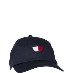 Heart Flag Baseball Cap