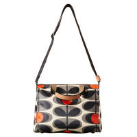 Stem Print Messenger Bag
