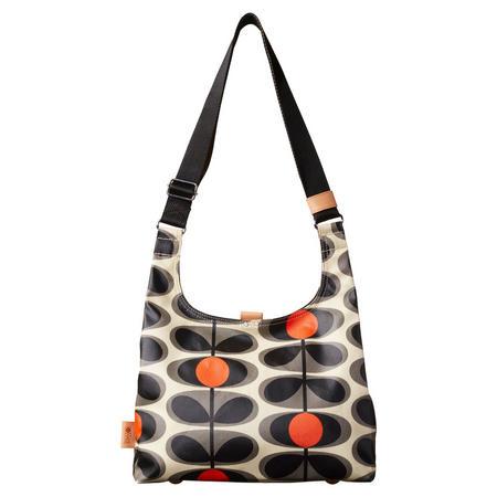 Stem Print Shoulder Bag