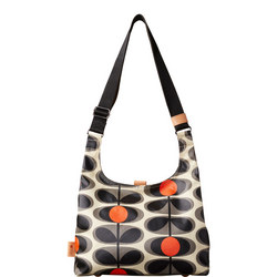 Stem Print Shoulder Bag