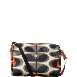 Stem Print Crossbody Bag