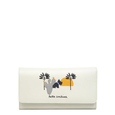 Hello Sunshine Foldover Wallet
