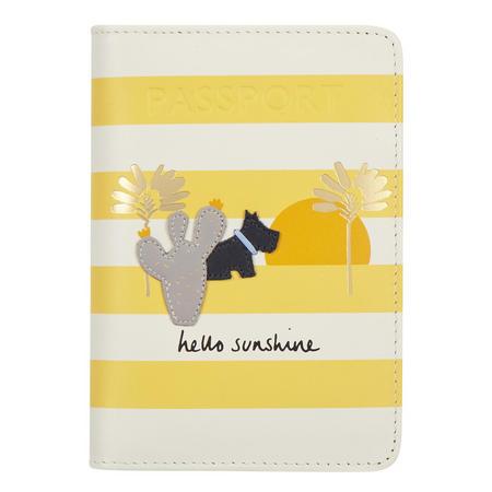 Hello Sunshine Passport Holder