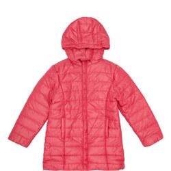 Girls Puffa Coat