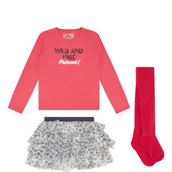 Princess T-Shirt And Tutu Skirt Set