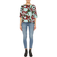 Reject Floral Top
