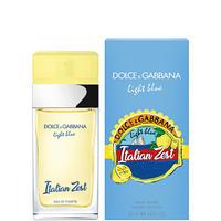 Light Blue Italian Zest eau de toilette