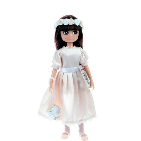 Royal Flower Girl Doll