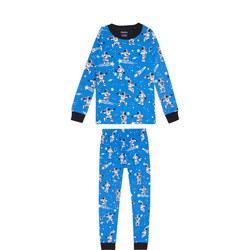 Glow Spaceman Pyjamas