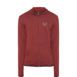 Visibility Zip Up Hoody