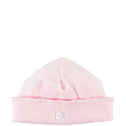 Novel Velour Pull-On Hat
