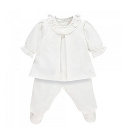Natalie Top And Trousers Baby Set