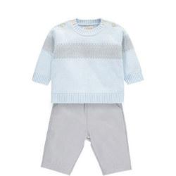 Nesbit Jumper & Trousers Set