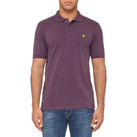 Logo Short Sleeve Polo Shirt