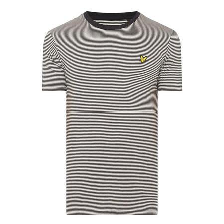 Horizontal Stripe T-Shirt