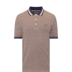 Oxford Tipped Polo Shirt