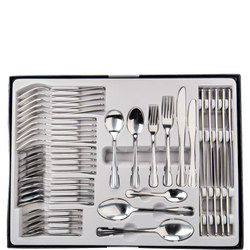 Zeus 44 Piece Cutlery Set