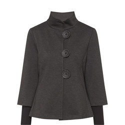 Buttoned Jacket