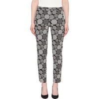 Circle Pattern Trousers