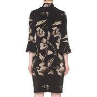 Contemporary Print Dress
