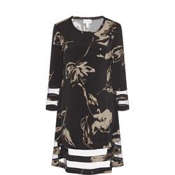 Contemporary Print Dress