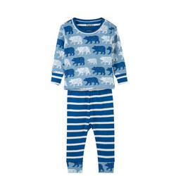 Bear Print Pyjamas