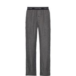 Cotton Stretch Pyjama Bottoms