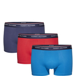 Three-Pack Boxer Trunks