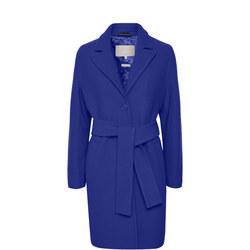 Sabine Wool Blend Coat